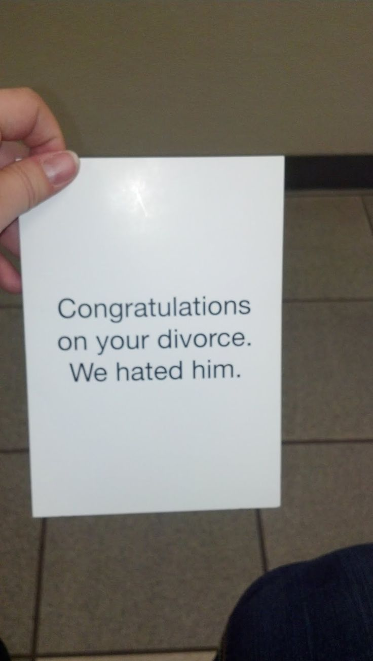 Best 25 divorce funny ideas on pinterest funny divorce quotes the 32 most hilariously sassy cards in the history of special occasions magicingreecefo Image collections
