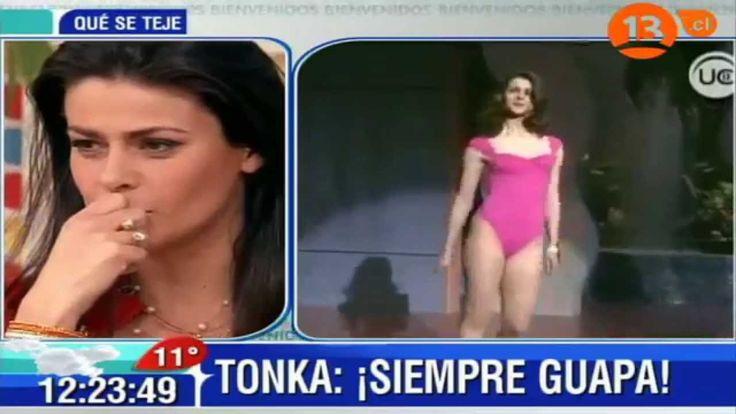 El pasado de Tonka Tomicic-Matinal Bienvenidos de canal 13