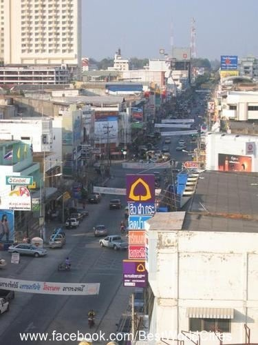 Khon Kaen (Thailand)….lived 30km away for three yrs.