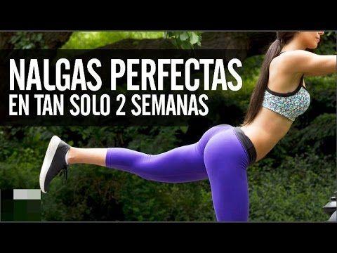 Glúteos Perfectos en 20 Min!!! - SUPER RUTINA DE GLUTEOS - YouTube