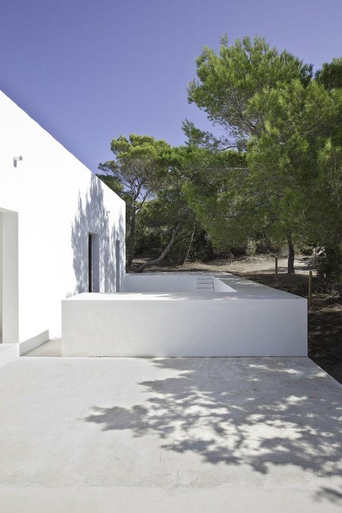 Amalia House,Caló Des Mort, Formentera, Spain By Marià Castelló Martínez