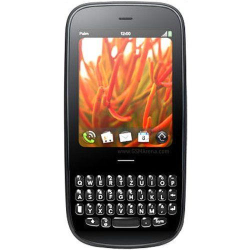 Palm Pixi Plus Verizon Only Cell Phone with WebOS, Touch Screen, 2 MP Camera and Wi-Fi - Black
