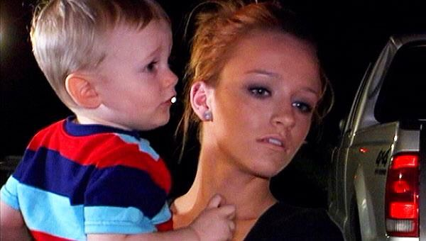 Teen Mom Photo from Season 2 Maci Bookout and son Bentley #maci #bookout #macibookout #teen #mom #teenmom #mtv #16andpregnant
