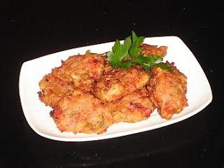 Greek Tomato Fritters (Domatokeftedes) Recipe