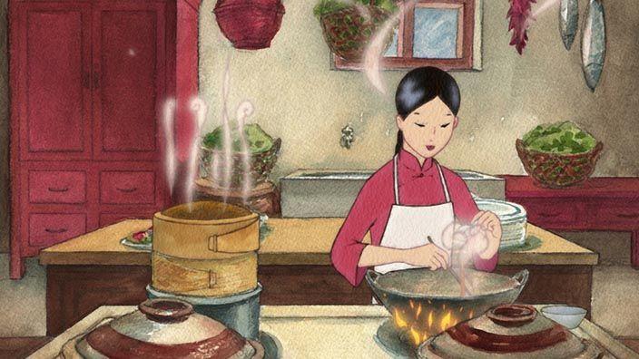 Court métrage d'animation de la série Les petits conteurs. Maylin cuisine des plats savoureux au restaurant de son papa dans le quartier chinois, mais son père et ses ...