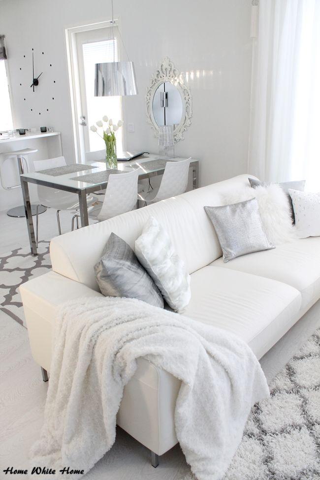 White Living Room - Home White Home -blog