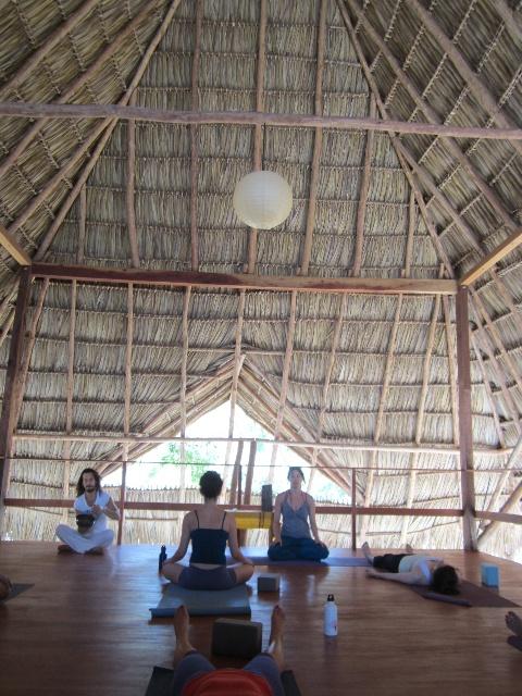 Paradise on the Playa Yoga Retreat, February 2013