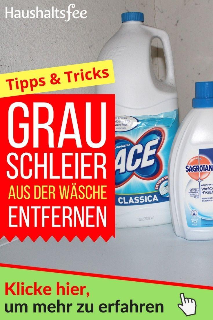 Graue Wäsche Wieder Weiß Bekommen Beste Tipps Flecken Kalk