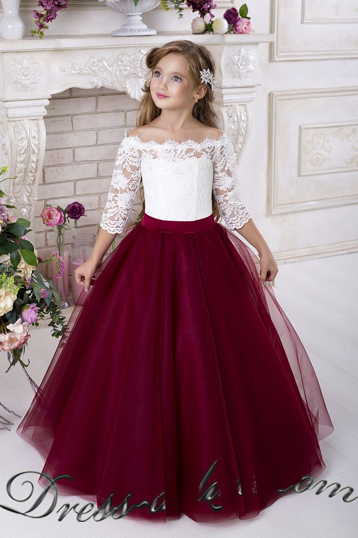 Платье Ангелина - Детские нарядные платья