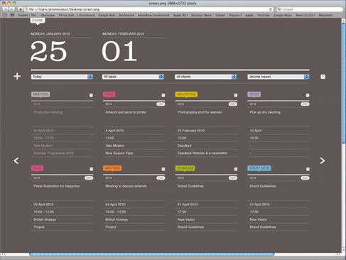 Do I need this? I think so. Solo project management. This looks awesome for freelancers.