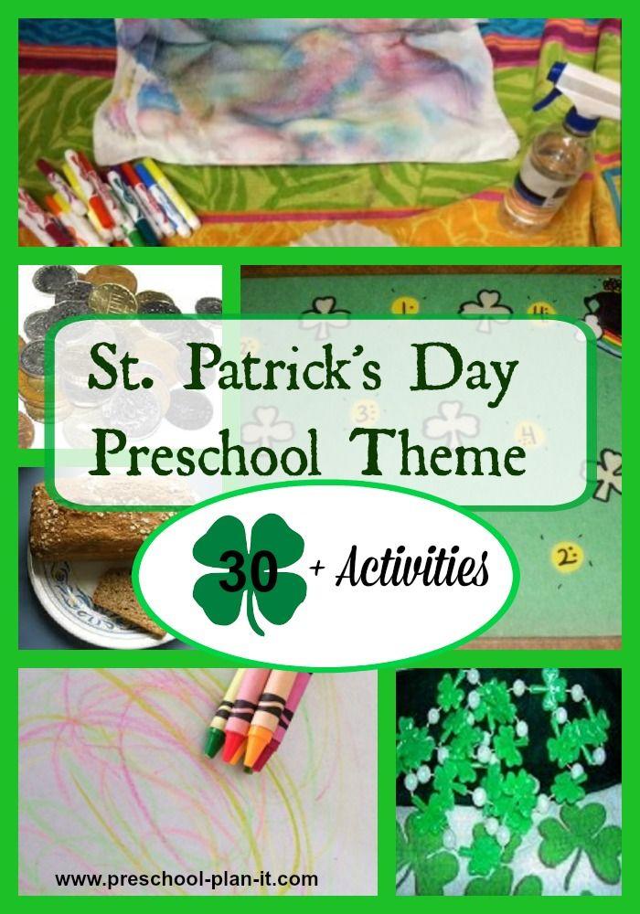 Leprechaun Classroom Visit Ideas : Images about st patrick s day preschool theme on
