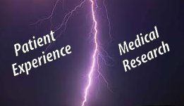 Patient Experiences say one thing: Medical research sometimes says something else. Do they ever agree?? See one research study in particular that patients have to roll their eyes about (and there are many more), plus where other studies DO agree with our experiences!