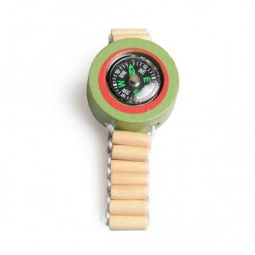 kompashorloge-groen-195-dillekamille