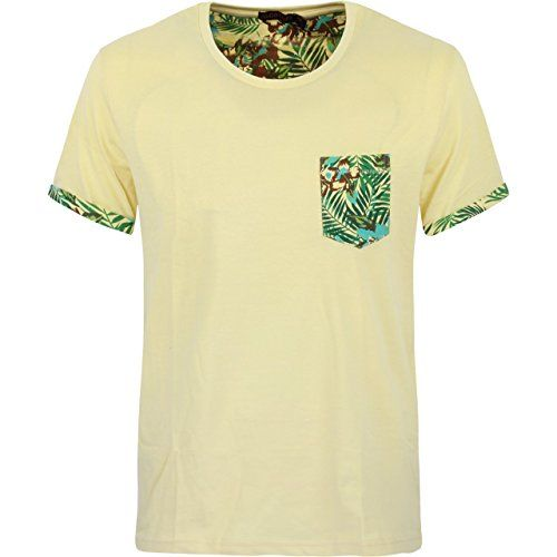 Glo-Story Men's Tropical T-shirt (M, Yellow) Glo-Story http://www.amazon.com/dp/B01FI1GO7S/ref=cm_sw_r_pi_dp_wzhpxb1KTNE11
