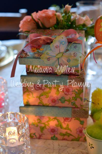 Easter - Pasqua  Allestimenti ... Wedding e Party Planner Catania Melania Millesi http://www.melaniamillesi.it/