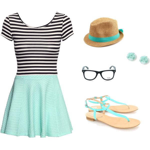 """""""Mint Fasion"""" by talie1999 on Polyvore"""