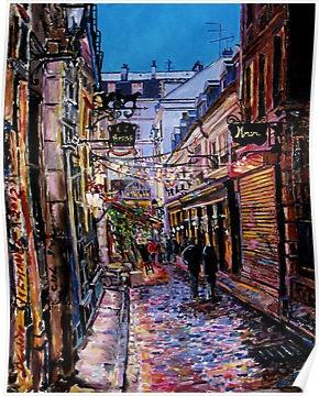 paris: Work, Paris, Oils, Art, People