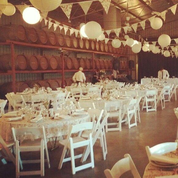 Winery Wedding, Barossa Valley South Australia