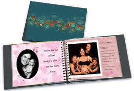 Personalised A6 Brag Books... for any occasion.