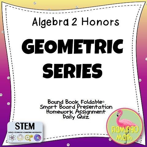 The 25+ best Geometric algebra ideas on Pinterest Geometric - arithmetic sequence example
