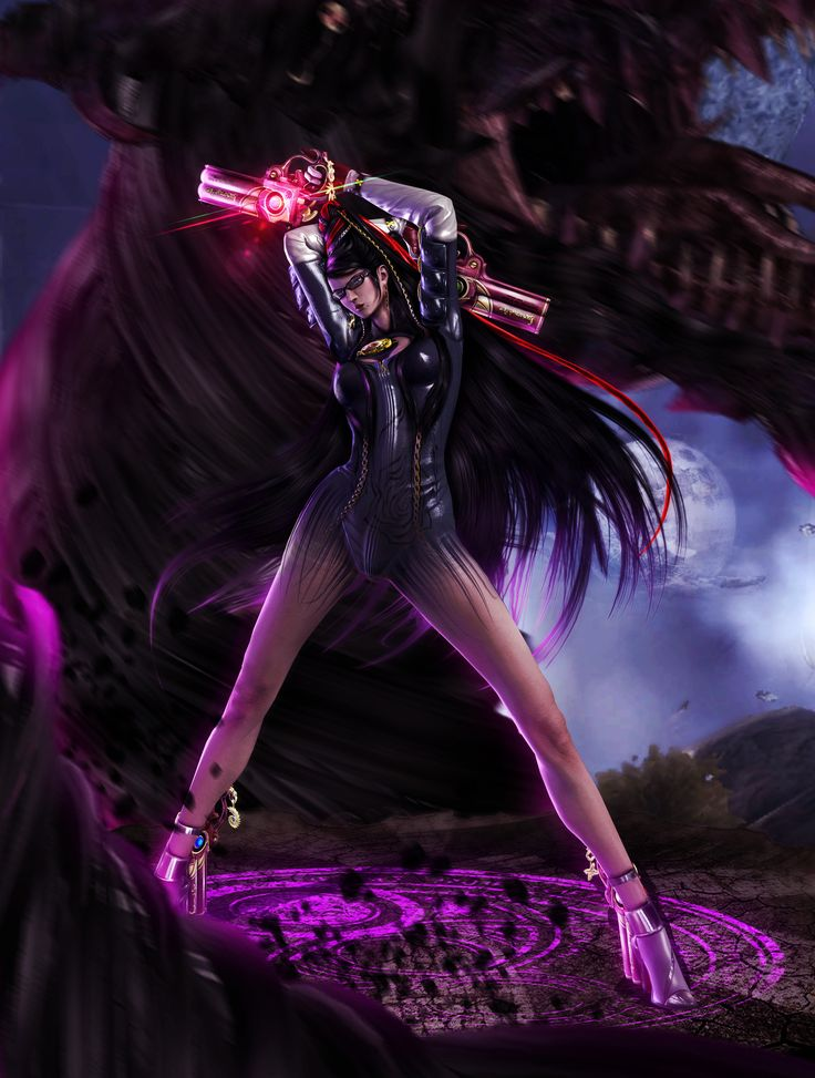 28 best images about Bayonetta Concept on Pinterest | Gi ...