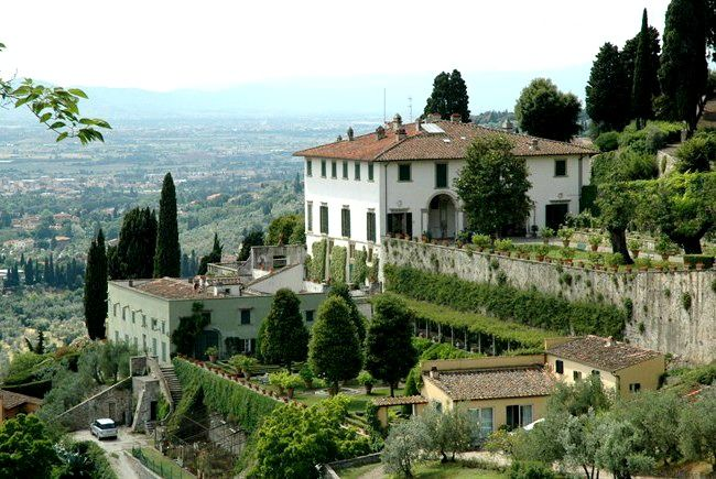 1000 Images About Villa Medici Fiesole On Pinterest