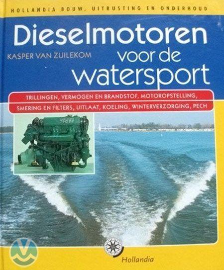 Dieselmotoren voor de watersport
