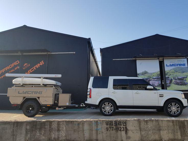 lycani offroad camper trailer