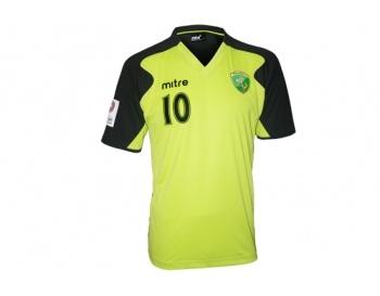 Persebaya Surabaya (IPL) 2011-2012 (Front) You Can Customize The Number And The Name