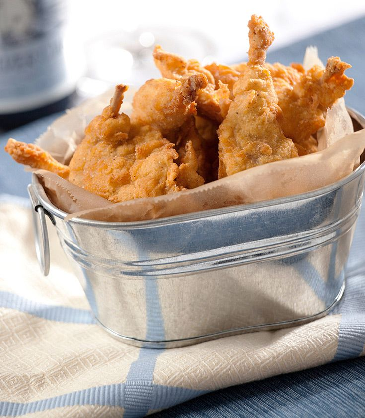 Buttermilk Fried Quail Recipe - Silver Oak Winery Chef