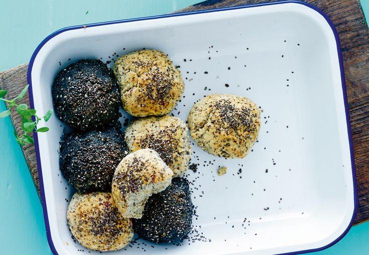Glutenfri chiaboller med mandelmel | Iform.dk