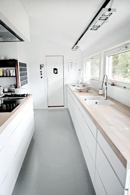Forever Love: Vårt kjøkken. Scandi kitchen
