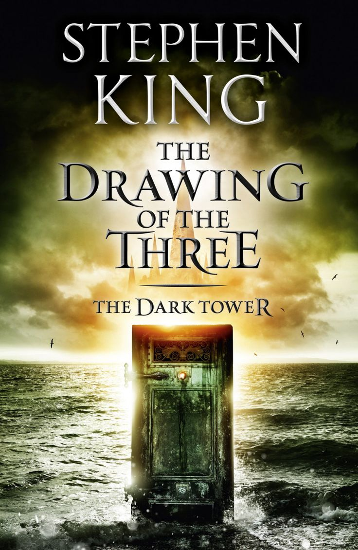 11. I genuinely love Eddie Dean and Odetta/Detta/Susannah. Everytime I read the Dark Tower books I cannot wait to reach the point where they are introduced. My beloved ka-tet is almost complete!