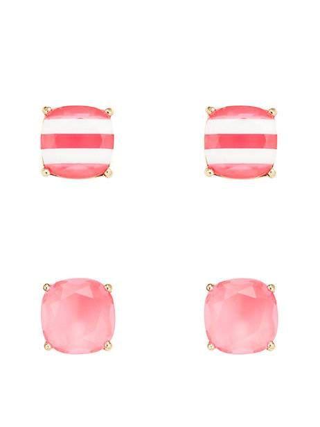 Pretty kate spade stud earrings