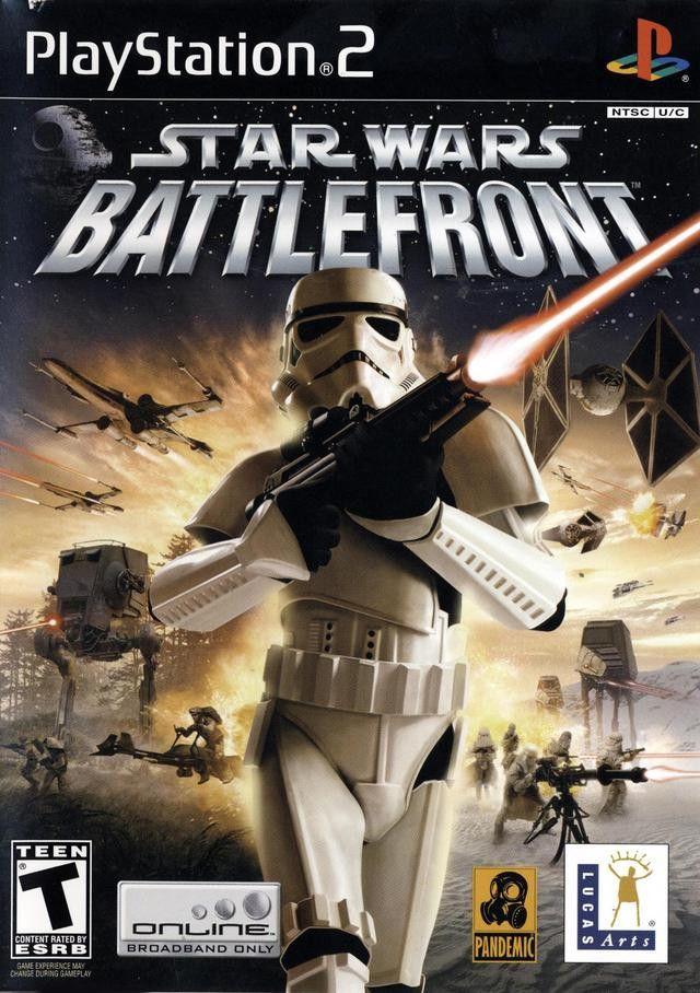 Star Wars Battlefront (Sony PlayStation 2, 2004)