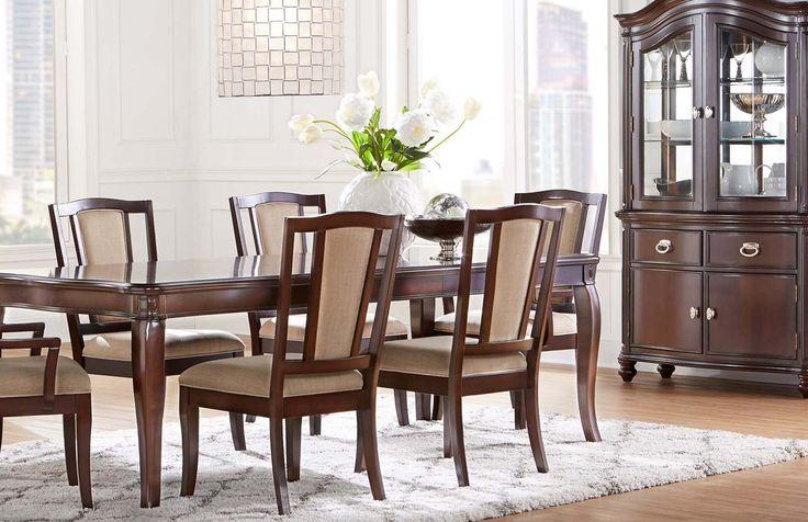 17 best dining room furniture designs images on pinterest dining room furniture dining room. Black Bedroom Furniture Sets. Home Design Ideas