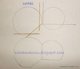 De todo manualidades: ZAPATOS FOFUCHOS DE TACON