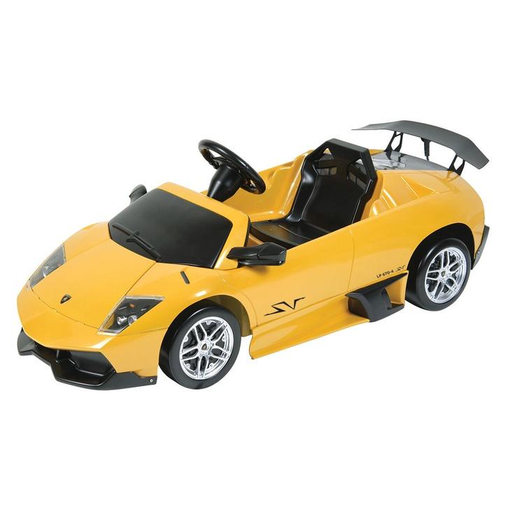 I Am A Rider Lamborghini Mp3 Download: Lamborghini LP670-4 Ride-On Car