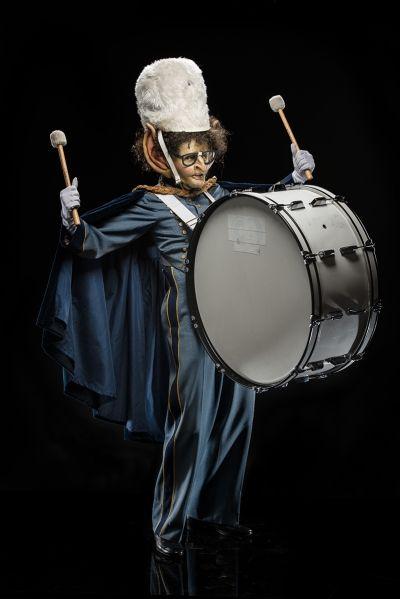"""S7E11 Spotlight Challenge: """"Teacher's Pet"""" - Dina's Band Nerd Goblin, named Meg Oblin."""