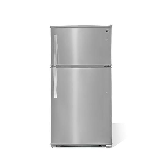 Kenmore 71215 21 cu. ft. Top-Freezer Refrigerator w/ Ice Maker