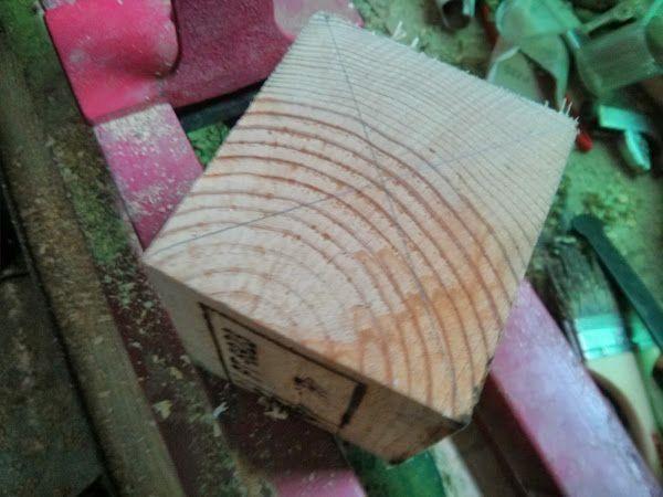 Aprendiendo trabajos de carpintero: Cómo tornear madera