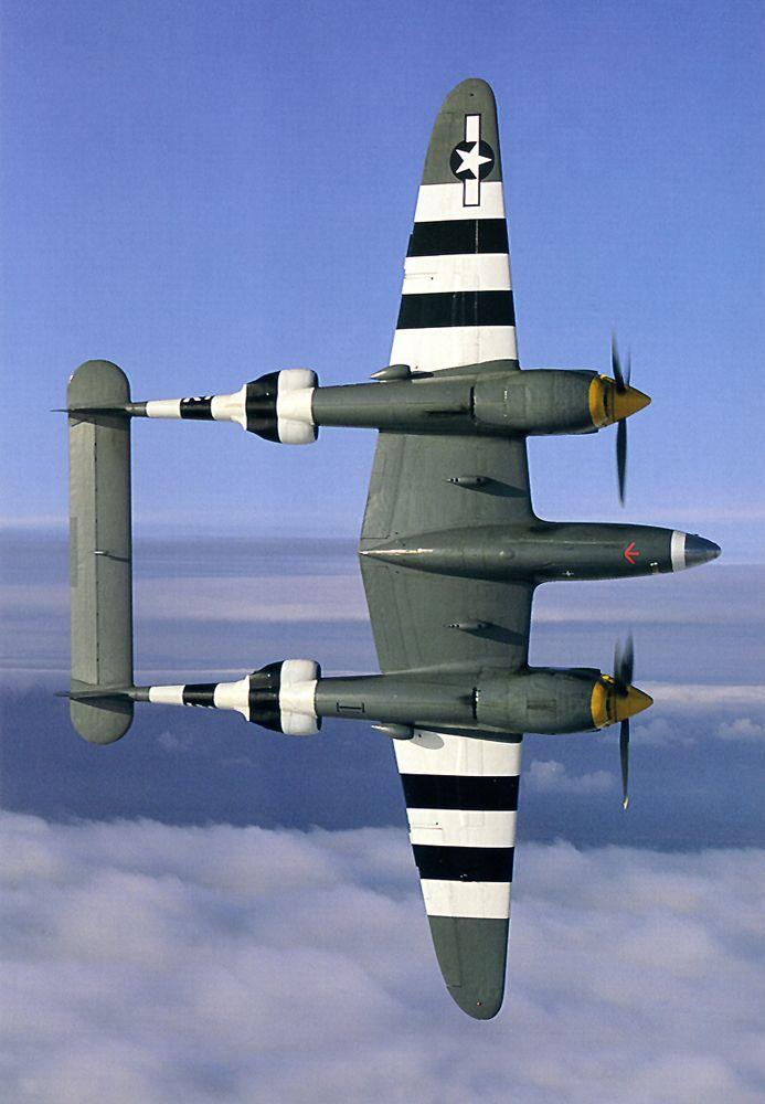 The unmistakeable profile of the P-38 Lightning. My Blogs: Beautiful WarbirdsThe Test PilotsP-38 LightningNasa HistoryScience Fiction WorldFantasy Literature & Art