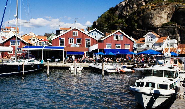 Stora Hotellet Bryggan, Fjällbacka