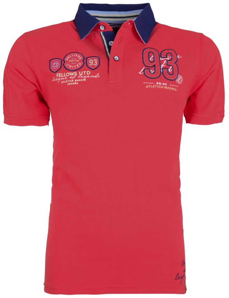 Fellows United 51.3625/183 - Poloshirts korte mouw - Bosmenshop.nl