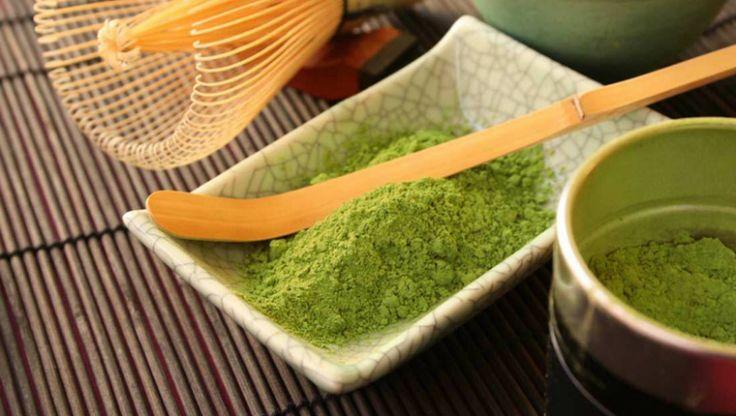 Amazing Japanese tea