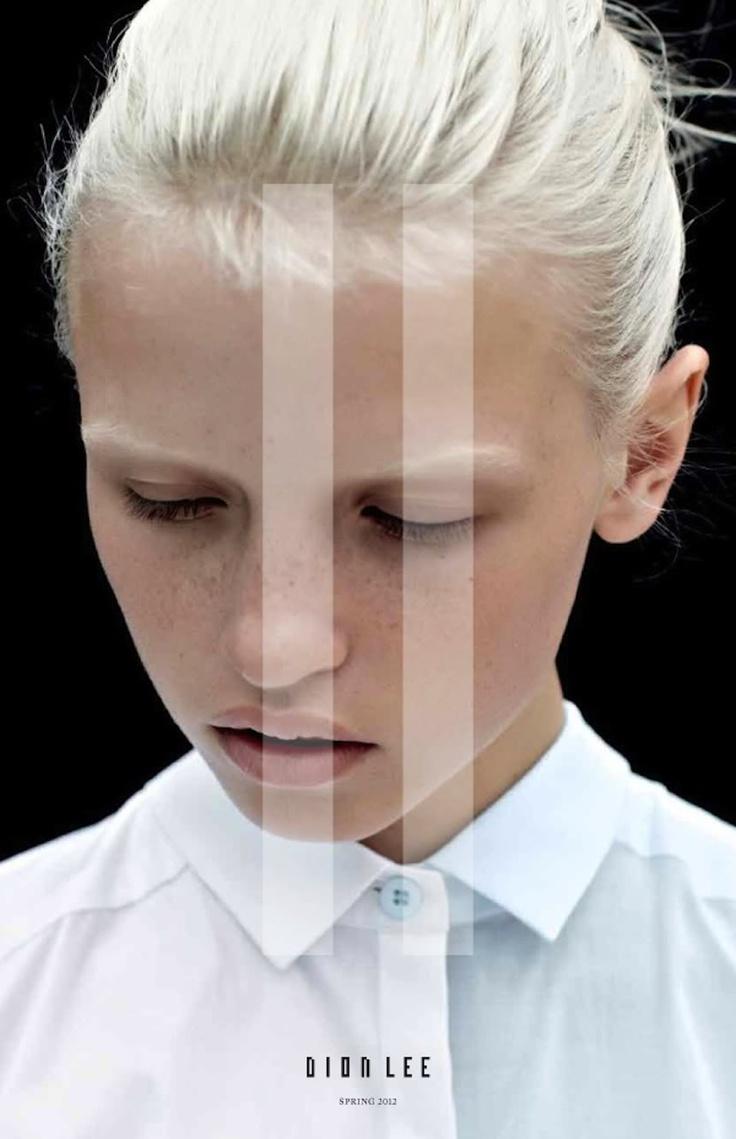 DION LEE - Abbey Lee Kershaw shoot
