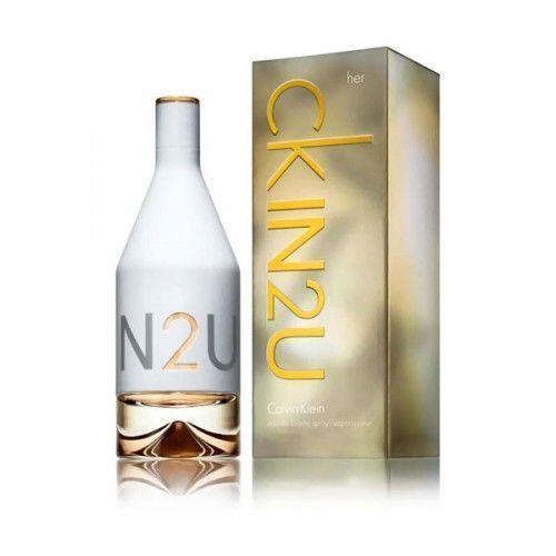 Calvin Klein - CK IN2U HER edt vapo 50 ml