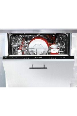 Brandt Lave vaisselle tout integrable 60 cm VH 1505 J