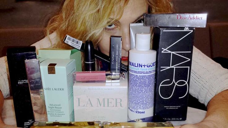 I've Been Dumpster Diving for Beauty Products, and You Should, Too. From Rimmel to La Mer, I've been finding sealed makeup and skin care in stores' garbage bags.