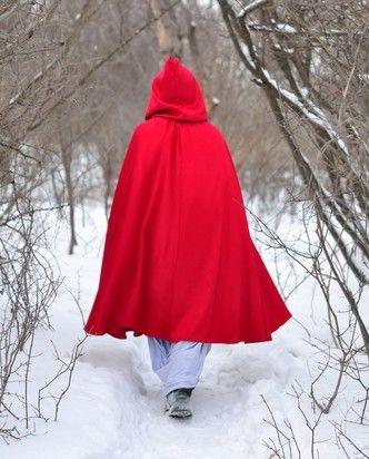 Miss Reina T - Little Red Riding Hood PART 1
